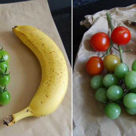 Little ripening progress after a week