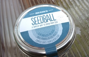 Seed balls - Urban Meadow mix