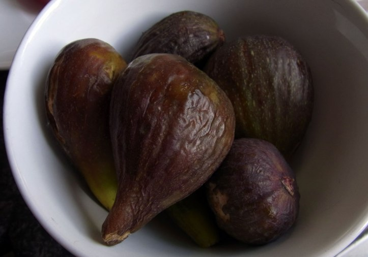 Late haul of figs
